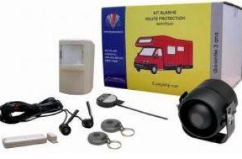 Le classement des meilleurs systèmes alarme pour camping-car de l'année photo 3